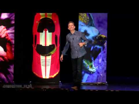 Christopher Titus - How To Destroy A Comedian - Voice In My Head