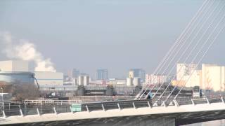 preview picture of video 'Media City Smoke Time-lapse'