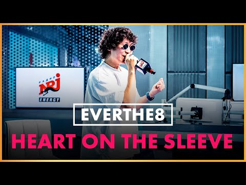 Everthe8 - Heart On The Sleeve (Live @ Радио ENERGY)