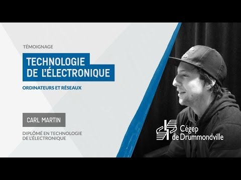 DEC | Technologie de l'électronique