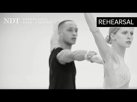 Rehearsal 'Short Cut' - Hans van Manen (NDT 2 | Sum Thoughts)