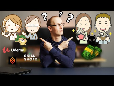 How to Make Money Selling Training Courses Online - YouTube