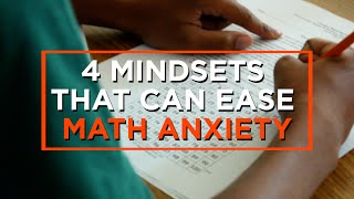 How to Ease Math Anxiety in the Classroom