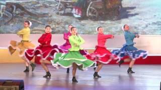 """Казачий танец ансамбль """"Вдохновение"""""""