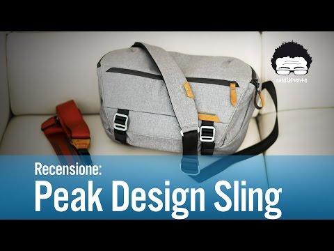 Recensione: Peak Design Sling, una tracolla senza eguali