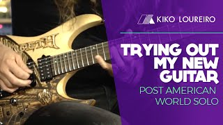 flirting with disaster guitar lesson solo 4 reviews youtube