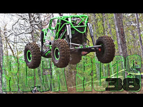 ROCK BOUNCERS INVADE Mountain Mud Run - Rock Rods Episode 38