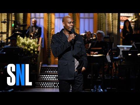 Dave Chappelle pitkästä aikaa lavalla – Hauska Stand-Up Saturday Night Livessä