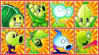 plants vs zombies 2 all premium plants max level - TH-Clip