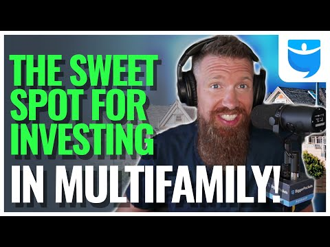 The PERFECT Range for Investing in Multifamily Rental Properties!