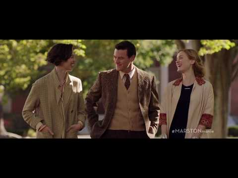 Professor Marston & the Wonder Women (TV Spot 'Origin')