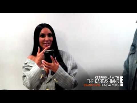 Keeping Up with the Kardashians 13.12 (Preview)