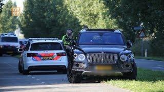 Verwarring over 'gestolen' auto Ali B, politie geeft aangepaste verklaring