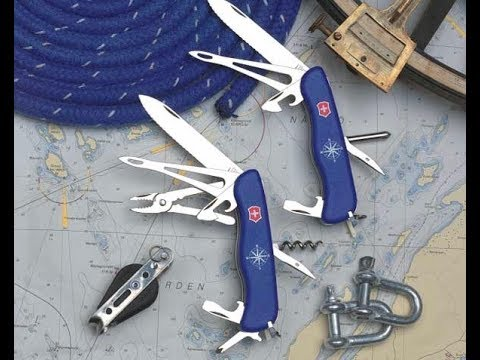 Swiss Army Knife Skipper a sailors favorite knife.