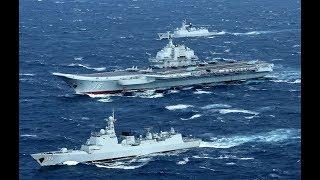 美国军舰紧急转舵冲向辽宁号航母 中国海军一举动吓坏美军