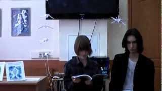 Литературная пятница в Гайдаровке