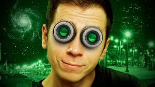 Как обрести ночное зрение?