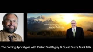 Pastor Mark Biltz Interview / Solar Eclipse & Sept 23 Signs In The Heavens