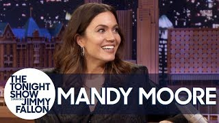 "Mandy Moore Forgives Her ""Candy"" Cassingle Past, Teases Directing This Is Us thumbnail"