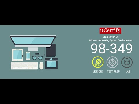 Microsoft MTA 98-349 Exam Guide -uCertify - YouTube