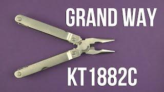 Grand Way 1020 - відео 1