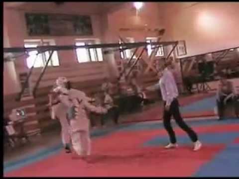 Соревнование по Тхеквондо в Авдеевка