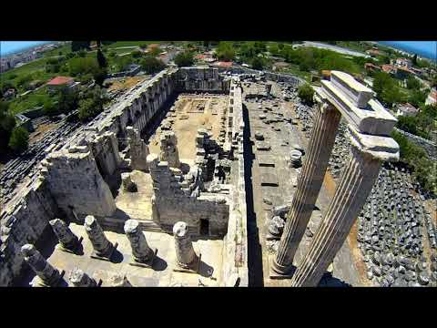 Apollo Temple Altinkum Didim Turkey