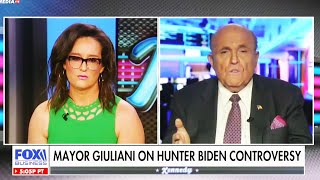 Rudy Giuliani EXPLODES When Fox Host Debunks His Lies