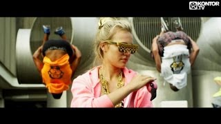 AK Babe - We Don't Care [Like A Honey Badger] (DJ Antoine vs Mad Mark Edit) (Official Video HD)