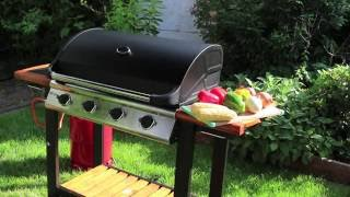Enders Gasgrill Pizza : Tepro gasgrill bloomfield Самые популярные видео