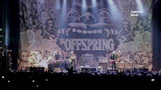 The Offspring - Original Prankster en vivo en el festival Rockout Argentina. #EXCLUSIVO