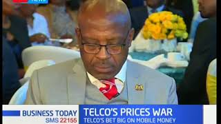 Telecommunication companies on charm offensive to grow numbers
