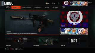 How to unlock clan tag on bo3