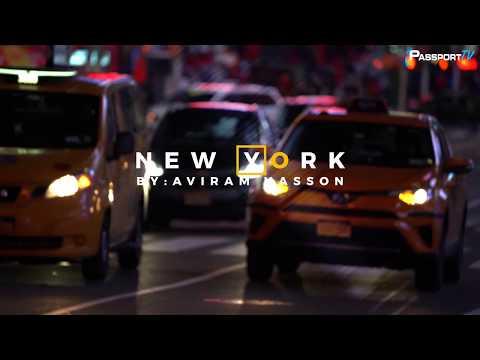 ניו יורק. צילום ועריכה: אבירם חסון