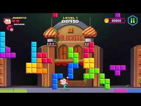 Аркада Juanito Arcade Mayhem - геймплей (gameplay)