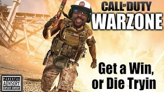 Back on WARZONE cause COLD WAR is TRASH!! 😈😈