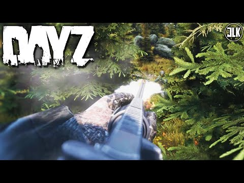DAYZ 1.02 | Forest Firefight