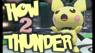 Smash Bros. Ultimate - Pichu Thunder Guide