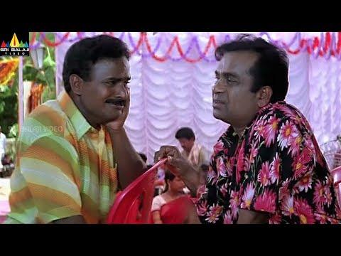 Pallakilo Pellikuthuru Movie Venu Madhav and Brahmanadam Comedy | Sri Balaji Video