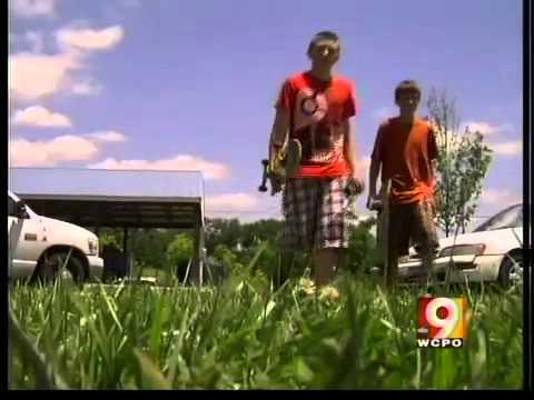 Sparta boys raise funds for new skate park