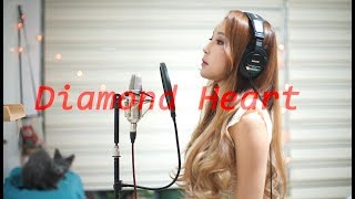 #diamondheart Alan Walker   Diamond Heart (feat. Sophia Somajo) │Yvoniantte Cover