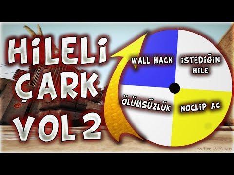 HİLELİ ÇARK VOL 2 !! ÖLÜMSÜZLÜK GELMESİN YETER !! (CS:GO)