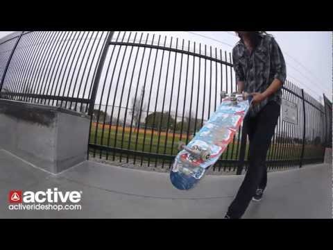 Real Popslickle Skateboard Review