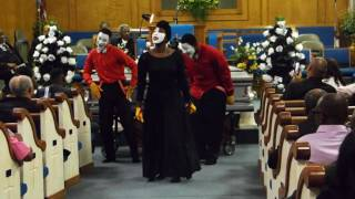 """Well Done"" Deitrick Haddon Official Mime Video"