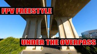 Under the Overpass | FPV Freestyle | iFlight Nazgul HD 4s