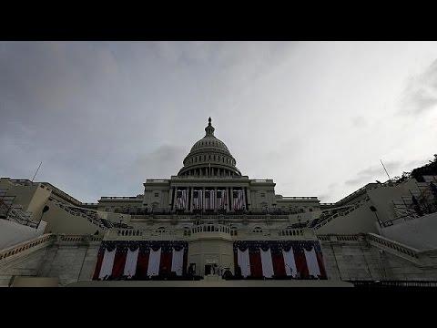 ΗΠΑ: Όλα έτοιμα για την ορκωμοσία του Ντόναλντ Τραμπ