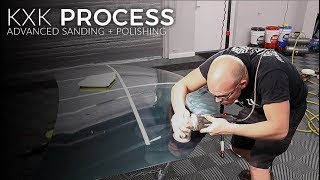 Wet Sanding & Advanced Polishing: E8 - Comparing KXK Process