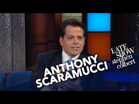 Anthony Scaramucci Doesn't Like Bannon's 'Toleration' Of White Supremacists