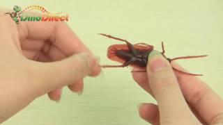 Sweet Revenge Fake Cockroach Toy - dinodirect