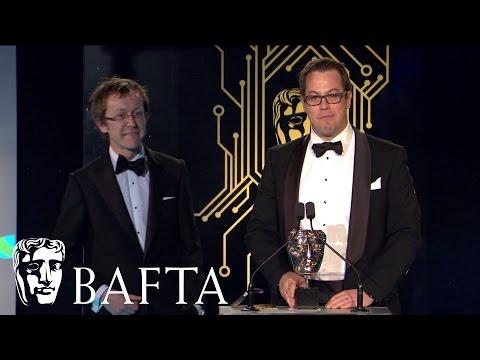 Prison Architect wins Persistent Game   BAFTA Games Awards 2016...